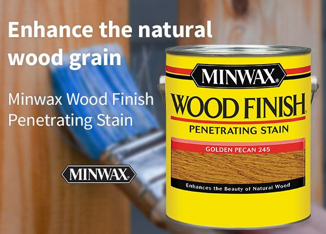 Minwax Interior Stains