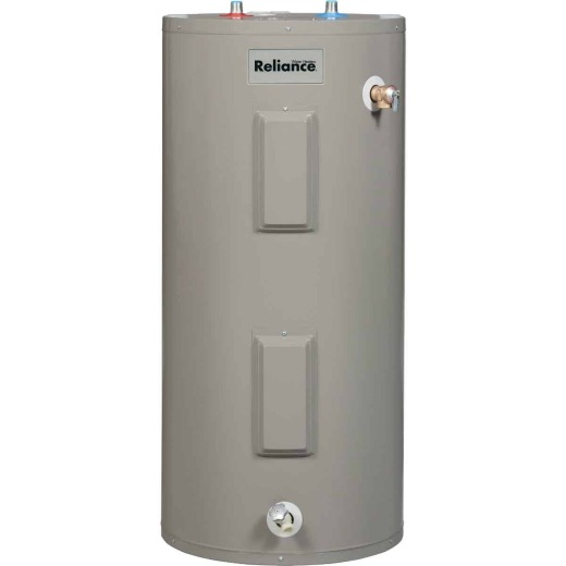 Reliance 40 Gal. Medium 6yr 4500/4500W Elements Electric Water Heater